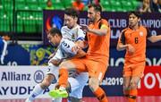 جام باشگاههای فوتسال آسیا؛ شکست مس سونگون مقابل ناگویا