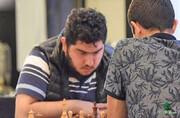 عنوان سوم مسابقات شطرنج برقآسای دبی به مقصودلو رسید
