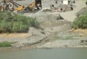 برداشت شن و ماسه از رودخانههای فصلی یزد ممنوع است