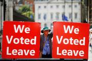 ۵۴ درصد انگلیسیها موافق برگزیت هستند