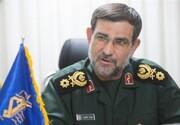 سپاه مسئول امنیت تنگه هرمز و خلیج فارس است