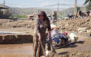 بیآبی در مناطق سیلزده ایلام