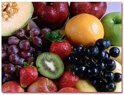 افزايش خطر چاقي با مصرف كم ميوه و سبزي