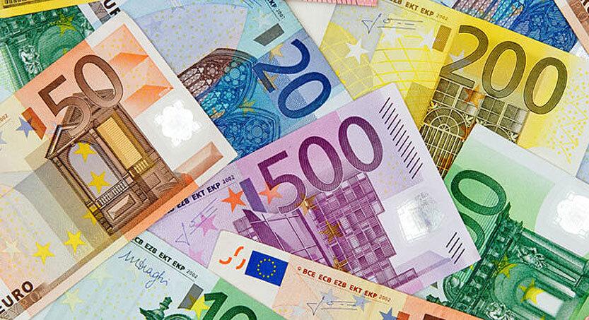 يورو 833