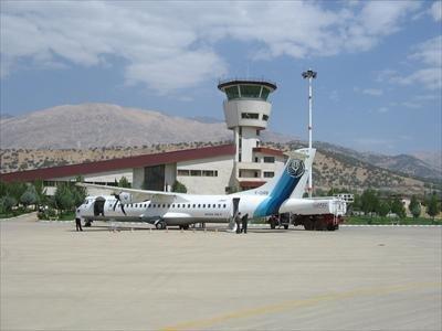 فرودگاه سمنان