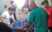 نتایج مسابقات فوتبال رومیز کاپ آزاد مریوان
