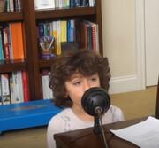 فیلم | آناهیتا برای مادرش مریم میرزاخانی ترانه «یک میلیون رویا» را میخواند