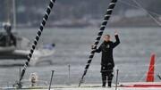 دختر ۱۶ ساله با قایق خورشیدی از بندر پلیموت به نیویورک میرود