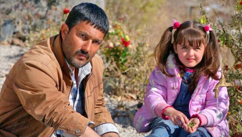 حامد بهداد در فيلم قصر شيرين