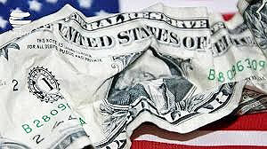 كسر بودجه آمريكا