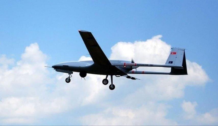 پرواز پهپادهای ترکیه در شمال سوریه آغاز شد