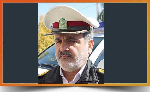 مسعود قانعی ، رئیس پلیس راه استان یزد
