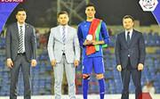 جوانان ایران قهرمان تورنمنت فوتبال کافا شدند