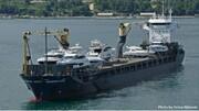 دزدان دریایی هشت خدمه یک کشتی آلمانی را ربودند