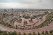 افزایش موقتی ازن و ذرات معلق در هوای تهران