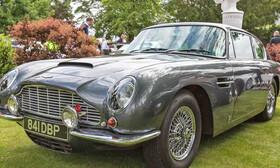 خودروی ۵۴ ساله جیمز باند شش میلیون دلار فروخته شد