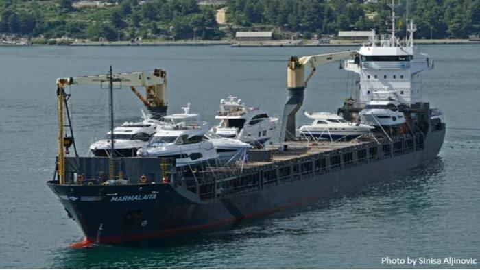 کشتی آلمانی