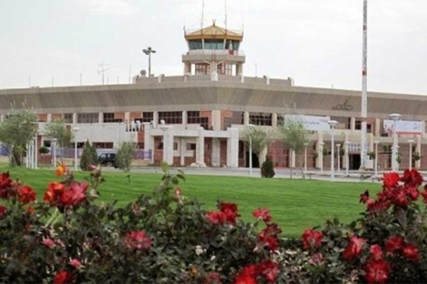 فرودگاه شهركرد
