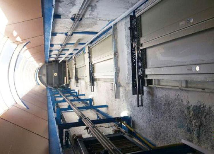آسانسورهای حادثه ساز
