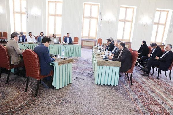 نشست سهجانبه ایران، انصارالله یمن و سفرای چهار کشور اروپایی