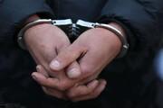 دستگیری عامل انسداد بزرگراه امام علی | سوابق فرد بازداشتی | کشف سلاح و لوازم جاسوسی از منزل وی