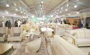 چراغ جشنواره ملی مبل در ملایر روشن است