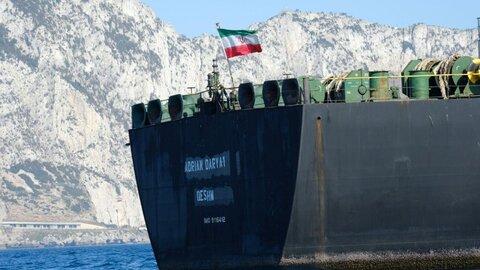 جبل طارق درخواست آمریکا برای توقیف نفتکش ایرانی را رد کرد