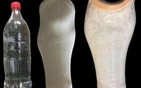 بطريهاي پلاستيكي كه جزيي از اندام انسان ميشوند!
