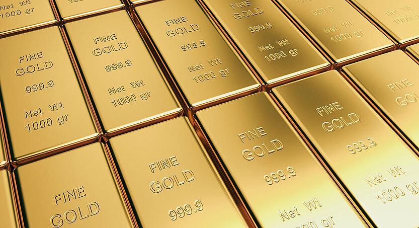 طلا 833