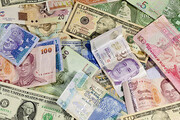 چهارشنبه ۱۳ شهریور | نرخ دولتی یورو و پوند افزایش یافت
