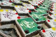 آمادگی بازار شیرینی برای عید غدیر