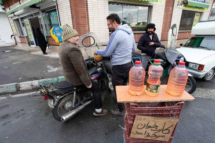 بنزین فروشی