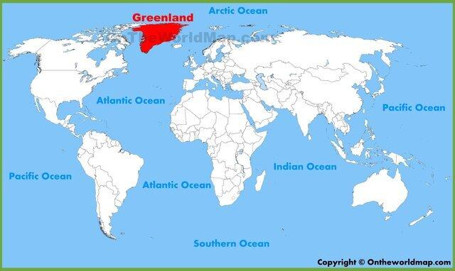 گرينلند و دانمارك