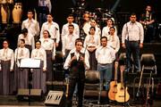 کنسرت موسیقی آوای ماهان در تالار رودکی