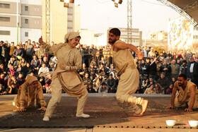 درخشش هنرمندان آملی در جشنواره تئاتر مایم ارمنستان