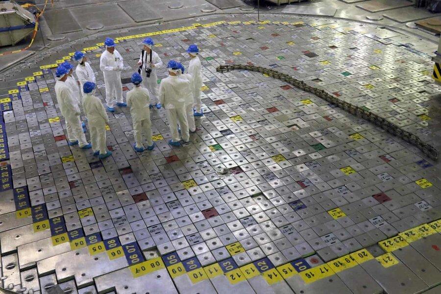 Ignalina nuclear power