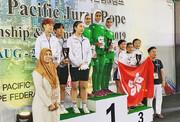 کسب یک مدال طلا و یک برنز در مسابقات طنابزنی آسیا و اقیانوسیه