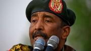 عبدالفتاح البرهان رئیس شورای حاکمیتی سودان شد