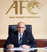دبیرکل AFC: زنان باید در استادیوم بازیهای تیم ملی ایران را ببینند