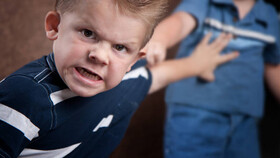 نکته بهداشتی: پرخاشگری کودک