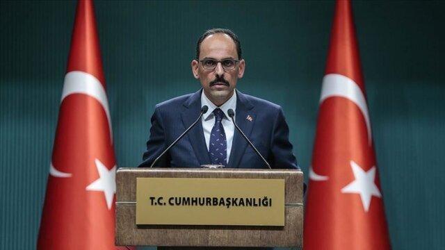 ابراهیم کالینسخنگوی ریاستجمهوری ترکیه