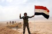حماه آزاد شد | ارتش سوریه نفس تروریستها را برید
