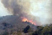 آتش به جان جنگلهای ارسباران
