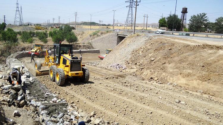 توسعه راه های کردستان