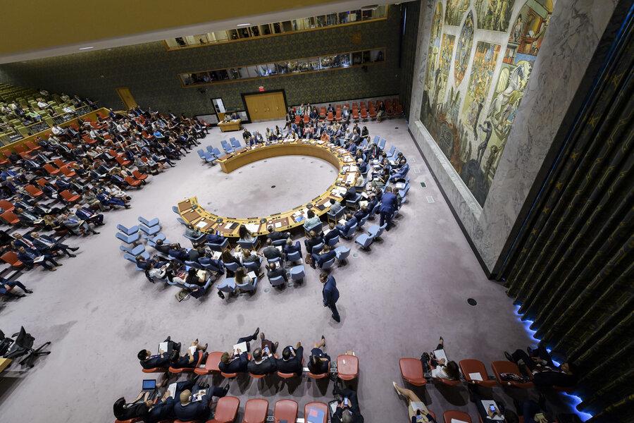 شوراي امنيت سازمان ملل