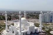 چچن | بزرگترین مسجد اروپا