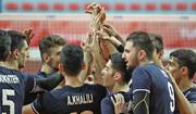 والیبال نوجوانان جهان؛ یک برد و یک باخت برای تیم ایران
