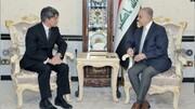 عراق کاردار سفارت آمریکا را احضار کرد