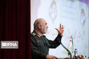 سردار سلامی: ایران سختیهای تحریم را پشت سر گذاشته است