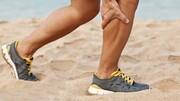گرفتگی عضلات پا نشانه  چیست؟